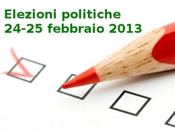 SPECIALE ELEZIONI POLITICHE 2013